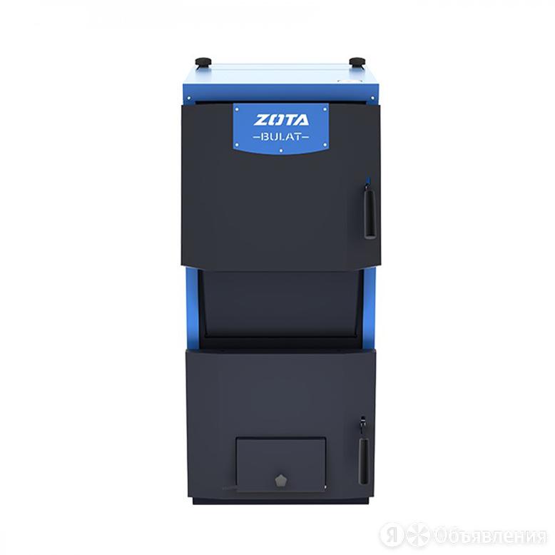 Твердотопливный котел ZOTA Bulat 23 23 кВт одноконтурный по цене 80750₽ - Отопительные котлы, фото 0