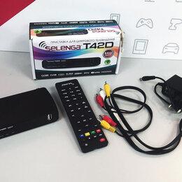 DVD и Blu-ray плееры - ТВ приставка selenga, 0