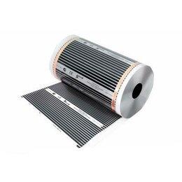 Электрический теплый пол и терморегуляторы - Электрический пленочный теплый пол Q-TERM 0,5 м, 0