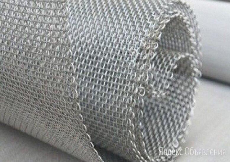 Сетка тканая нержавеющая 2,8 х 0,4 мм ст. 12Х18Н10Т ГОСТ 3826-82 по цене 10₽ - Металлопрокат, фото 0