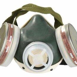Средства индивидуальной защиты - Респиратор фильтрующий  со сменными фильтрами РПГ-67 Stayer , 0