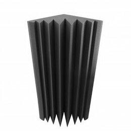 """Замки и комплектующие - ППУ SPG 2236 """"Басовая ловушка 250*250*1000, темно-серый-графит, 0"""
