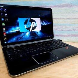 Ноутбуки - Игровой ноутбук HP в отличном состоянии +доставка, 0