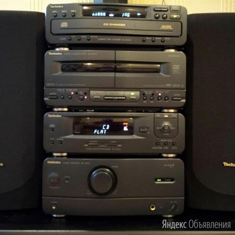 Музыкальный центр TECHNICS CH 610 по цене 6500₽ - Музыкальные центры,  магнитофоны, магнитолы, фото 0