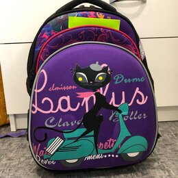 Рюкзаки, ранцы, сумки - Школьный рюкзак-ранец , 0