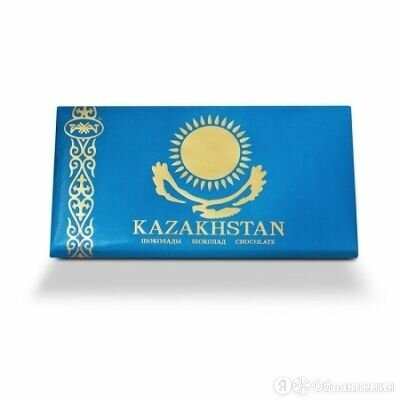 Шоколад Казахстанский 100г по цене 75₽ - Продукты, фото 0
