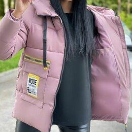 Куртки - Женская куртка евро-зима р-ры 46-60, 0
