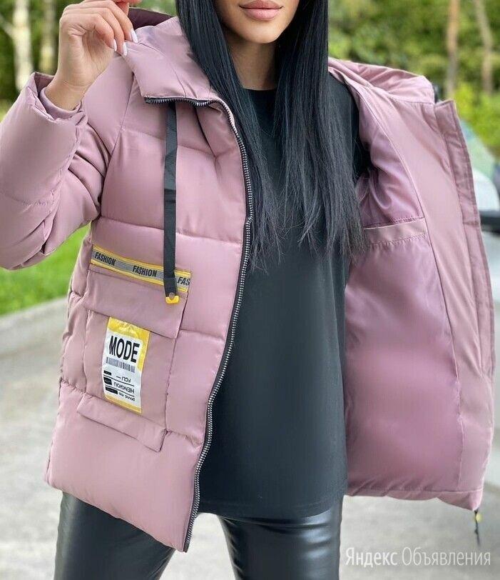 Женская куртка евро-зима р-ры 46-60 по цене 2590₽ - Куртки, фото 0