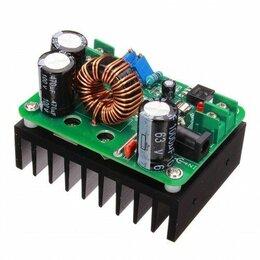 Преобразователи частоты - Dc-dc 600 вт 10-60 в до 12-80 в повышающий преобразователь, 0