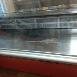 Холодильные витрины - Витрина холодильная Нова узкая. Длина 1,5 м., 0