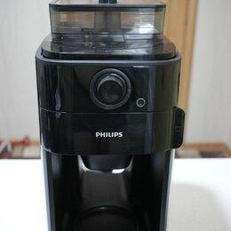 Кофеварки и кофемашины - Капельная кофемашина Philips HD7761 без кувшина, 0