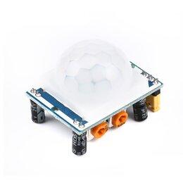 Прочие датчики, считыватели и преобразователи - HC-SR501 инфракрасный датчик движения TZT, 0