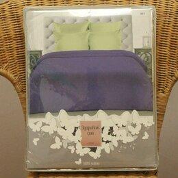 Постельное белье - Комплект постельного белья Здоровый Сон Евро сатин однотонный молния, 0