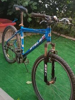 Велосипеды - Горный Велосипед БУ Stels Navigator 730 , 0