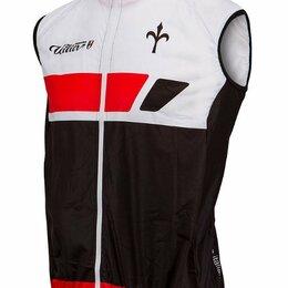 Велотренажеры - Веложилет Wilier Wind Vest 16, WL201 (Размер: XL), 0