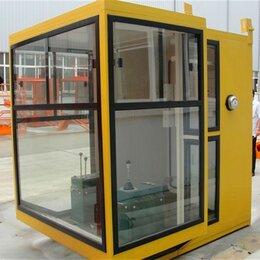 Дизайн, изготовление и реставрация товаров - Изготовление безопасного стекла для кабин кранов, тракторов, спецтехники, 0