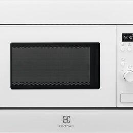 Микроволновые печи - Встраиваемая микроволновая печь Electrolux LMS2173EMW, 0
