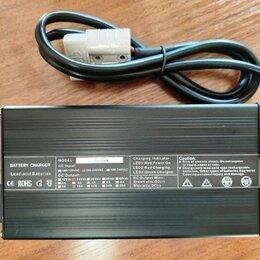 Аккумуляторы и зарядные устройства - Зарядное устройство для свинцовых тяговых АкБ 24V 10A 2-100Ah, 0