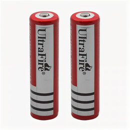 Батарейки - Аккумуляторная батарея 18650 UltraFire 3.7V 5800mAh, 0