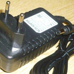 Спутниковое телевидение - Блок питания 12 В, 2А для ресиверов НТВ,Триколор, 0