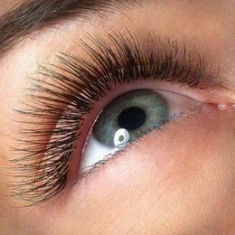 Для глаз - Наращивание ресниц, 0