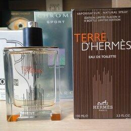 Парфюмерия - Hermes terre d'hermes туалетная вода, 100 мл limited edition, 0