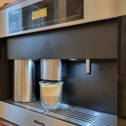 Кофеварки и кофемашины - Miele cva 5060 кофемашина встраиваемая. Встроенная., 0