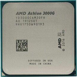 Процессоры (CPU) - Процессор AMD Athlon 3000G, SocketAM4, 0