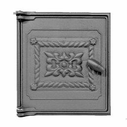 Камины и печи - Дверка топочная 270х290, 0