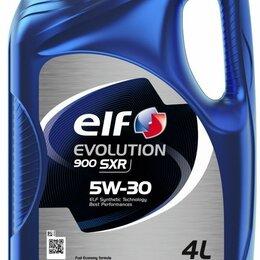 Масла, технические жидкости и химия - Elf (эльф) evolution 900 sxr 5w-30 5w40, 1л, 0
