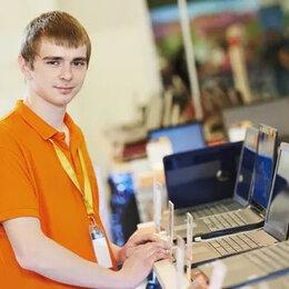 Консультанты - Продавец в магазин компьютерной техники и систем безопасности, 0