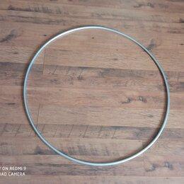 Обручи - Обруч металлический большой лёгкий, 0