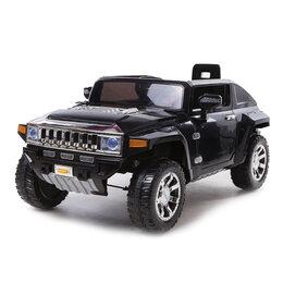 Электромобили - Детский электромобиль Hummer HX 12V Harleybella HL188-B, 0