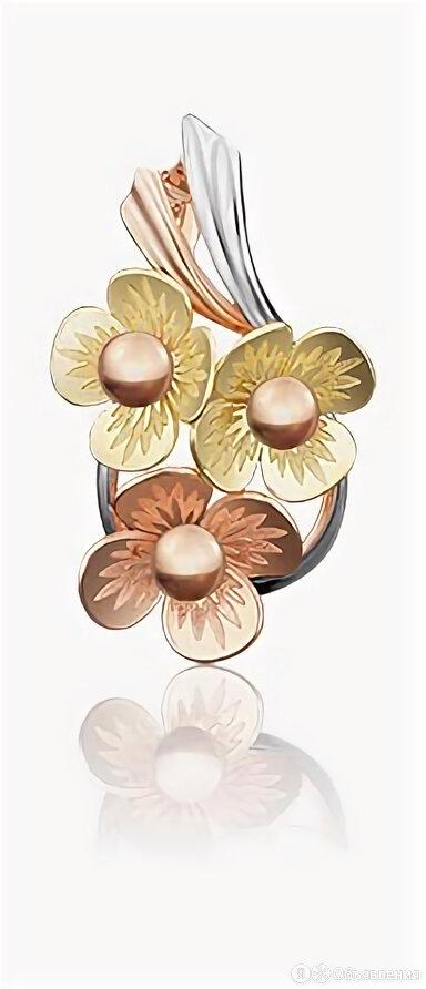 Кулон PLATINA Jewelry 03-2693-00-000-1113-42 по цене 8450₽ - Кулоны и подвески, фото 0