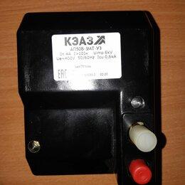 Защитная автоматика - Выключатель автоматический АП50Б-3МТ-4А-10Iн-400AC-У3-КЭАЗ, 0