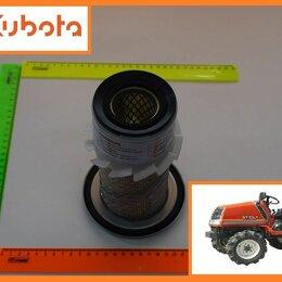 Двигатель и комплектующие - Воздушный фильтр на минитрактор Kubota A-155, 0