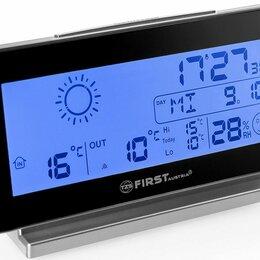 Метеостанции, термометры, барометры - Погодная станция First Austria FA-2461-5, 0