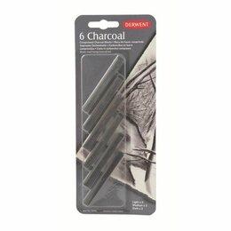 """Уголь - Уголь древесный прессованный """"Charcoal"""", 6 штук, 0"""