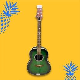 Акустические и классические гитары - Акустическая Гитара SNOWKING DRW 9825EQ/GRS, 0
