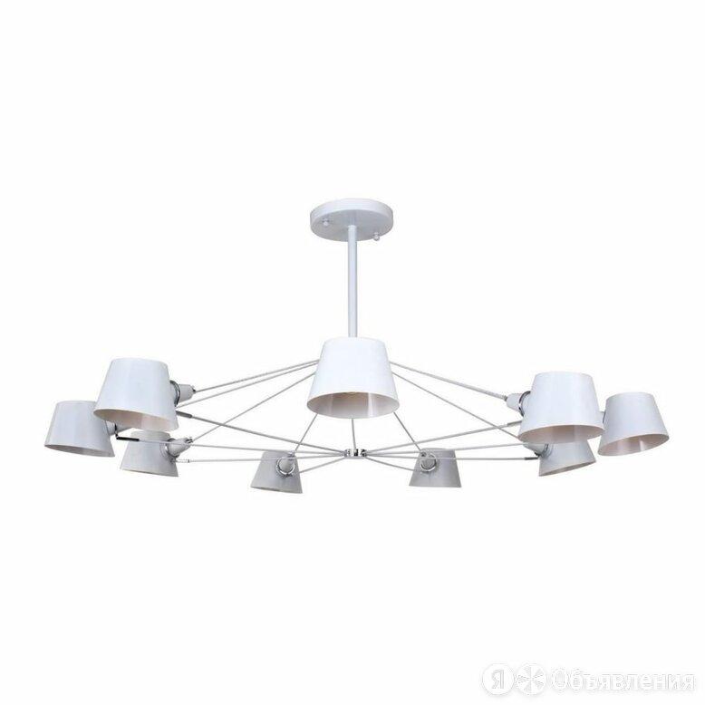 Подвесная люстра FAVOURITE 1513-9P по цене 29700₽ - Люстры и потолочные светильники, фото 0