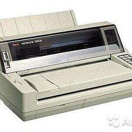 Принтеры, сканеры и МФУ - Принтер OKI Microline 390FB матричный, 0
