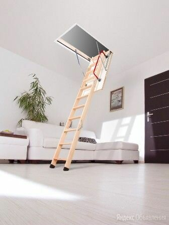 Чердачные лестницы  Fakro  по цене 9120₽ - Лестницы и элементы лестниц, фото 0