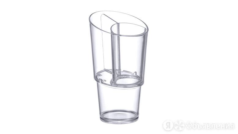 """Набор для закусок Prodyne  """"Стакан"""" с емкостью для льда, 9,5х17см, 4 шт, акрил по цене 1400₽ - Посуда, фото 0"""