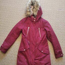 Куртки и пуховики - Удлиненная куртка -парка, 0