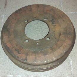 Тормоза - барабан ручн.торм., 0