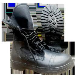 Ботинки - Берцы армейские облегченные ☆ Трекинговая подошва, 0