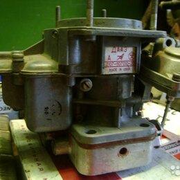 Двигатель и топливная система  -  Карбюраторы ДААЗ, 0