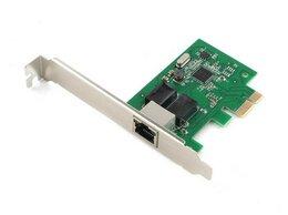 Сетевые карты и адаптеры - Сетевой адаптер Ethernet Gembird NIC-GX1 1000/100/, 0