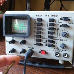 Измерительное оборудование - Осциллограф ОМЛ-3М, 0