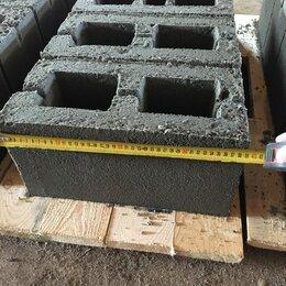 Строительные блоки - Блок строительный, Пескоцементный , 0